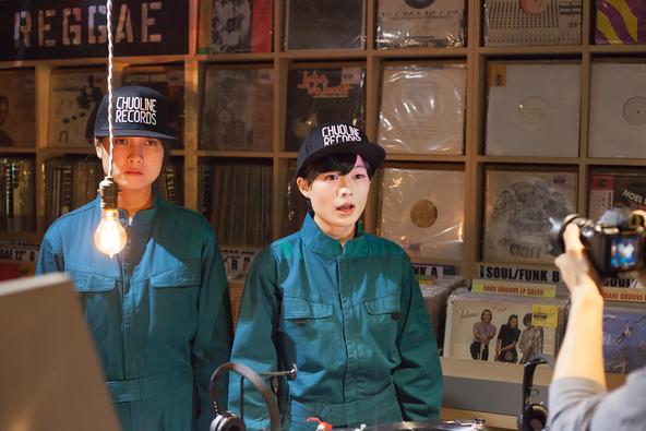 「ド忘れ in the night」メイキングオフショット画像 (okmusic UP's)