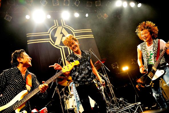 4月17日@東京キネマ倶楽部 (okmusic UP's)