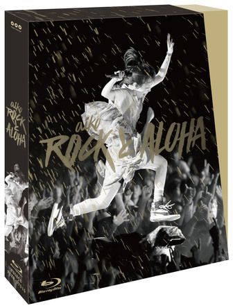 Blu-ray『ROCKとALOHA』 (okmusic UP\'s)