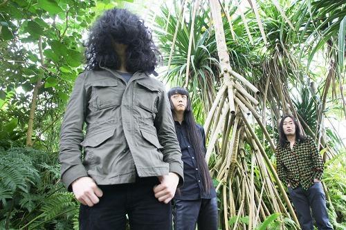 解散を発表した3ピース・バンド、ゆらゆら帝国 (c)Listen Japan