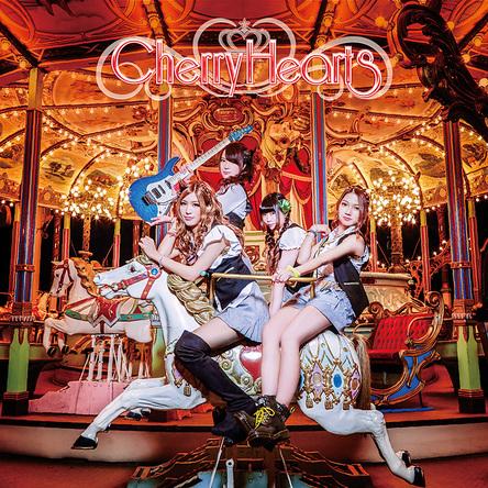 アルバム『CherryHearts』【DVD付限定盤】(CD+DVD) (okmusic UP's)