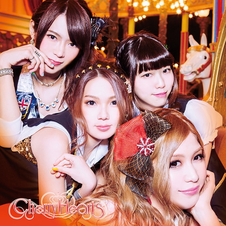 アルバム『CherryHearts』【通常盤】(CD) (okmusic UP's)