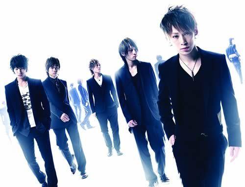 日本のバンドとしては初となる3Dによるミュージックビデオを完成させたUVERworld (c)Listen Japan