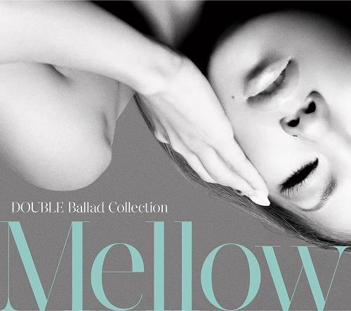 4月14日に発売されるDOUBLE『Ballad Collection Mellow』 (c)Listen Japan