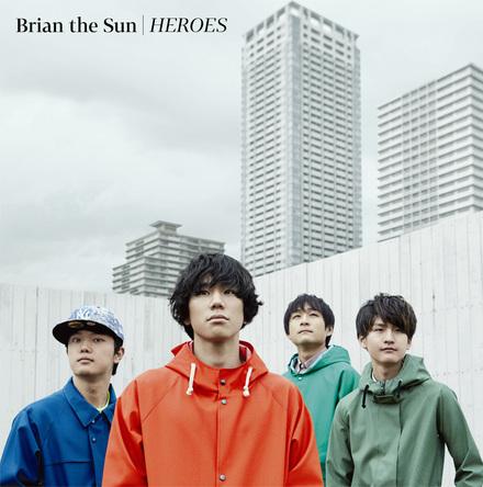 シングル「HEROES」【初回生産限定盤】(CD+DVD)& (okmusic UP's)