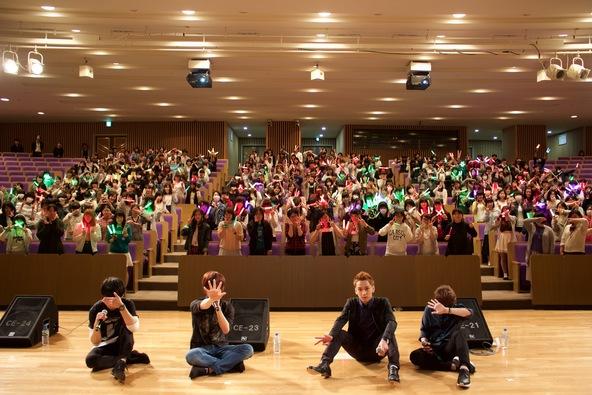 4月23日(土)@日本工学院専門学校蒲田キャンパス・片柳記念ホール (okmusic UP's)