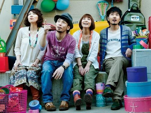あのC.W.ニコル公認バンド、D.W.ニコルズ (c)Listen Japan