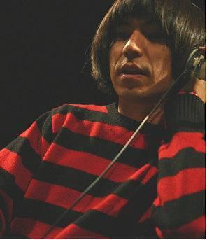 音楽活動10周年を迎えるふかわりょう (c)Listen Japan