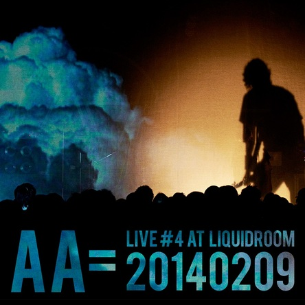 配信限定アルバム『Live #4 at LIQUIDROOM 20140209』 (okmusic UP\'s)