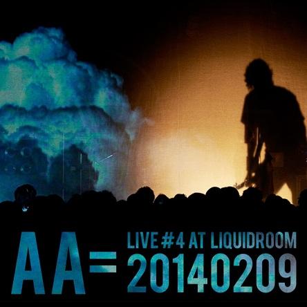 配信限定アルバム『Live #4 at LIQUIDROOM 20140209』 (okmusic UP\'s)