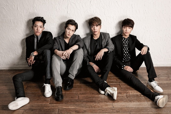 CNBLUE (okmusic UP\'s)