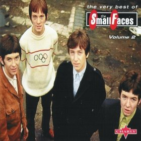 THE SMALL FACES「Green Circles」のジャケット写真 (okmusic UP's)