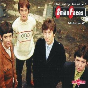 THE SMALL FACES「Green Circles」のジャケット写真 (okmusic UP\'s)