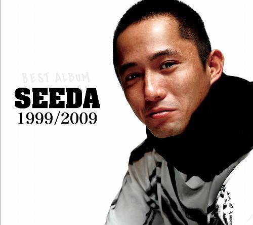 SEEDA『1999/2009』ジャケット写真 (c)Listen Japan