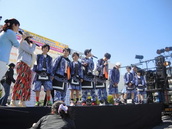 4月29日@ユアエルム八千代台店屋上特設ステージ (okmusic UP\'s)