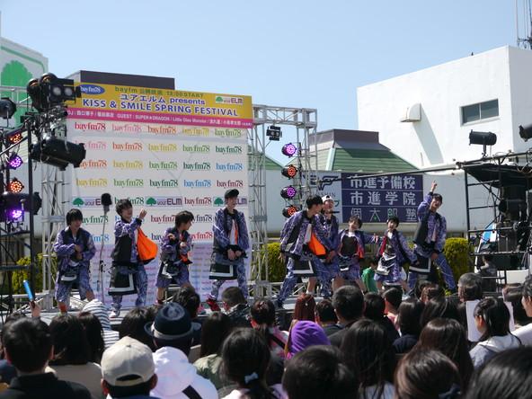 4月29日@ユアエルム八千代台店屋上特設ステージ (okmusic UP's)