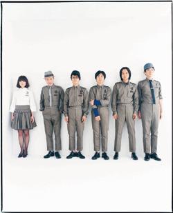 高橋幸宏、原田知世ら6人から成るバンド「pupa」 (c)Listen Japan
