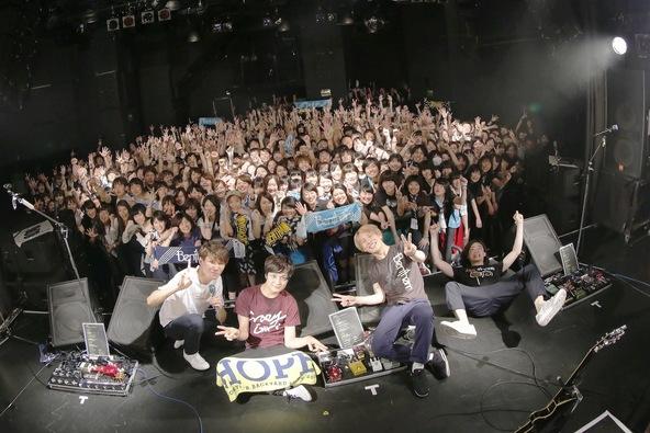 4月30日(土)@代官山UNIT (okmusic UP\'s)
