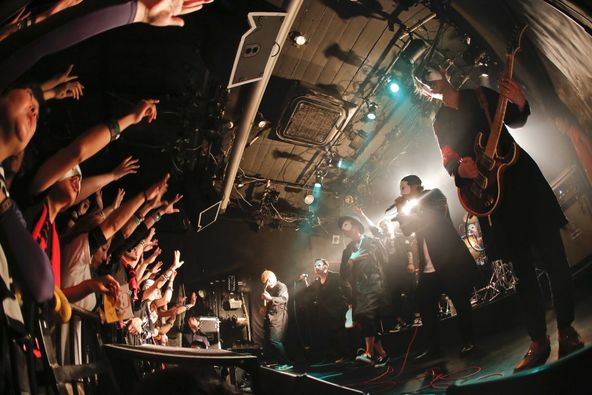 5月1日(日)@神戸・太陽と虎 (okmusic UP's)