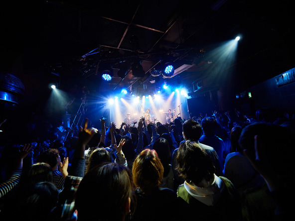 5月1日@渋谷VUENOS (okmusic UP's)