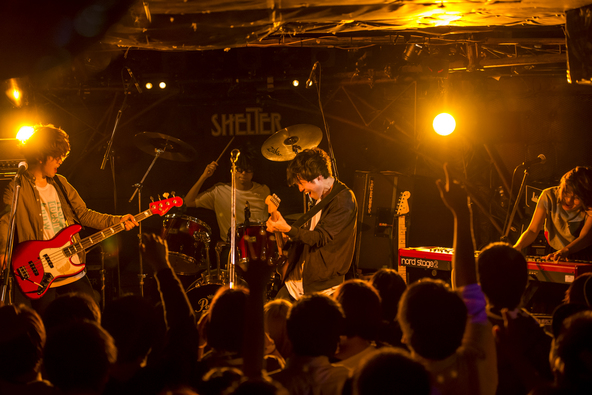 5月2日@下北沢SHELTER (okmusic UP\'s)