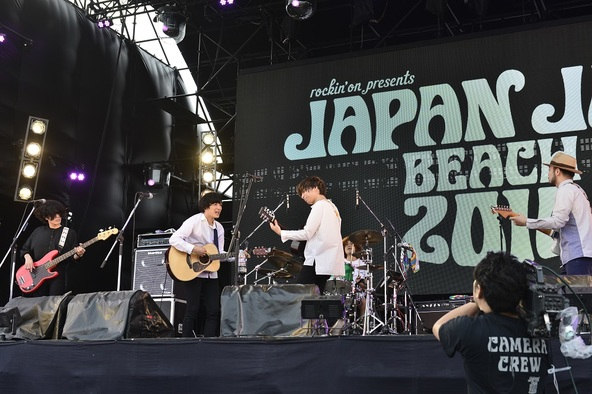 5月3日@「JAPAN JAM BEACH 2016」 (okmusic UP's)