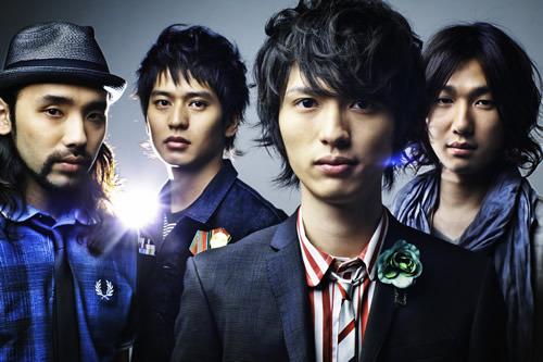 5月のツアーで1公演1曲ずつ新曲を発表することを明らかにしたNICO Touches the Walls (c)Listen Japan
