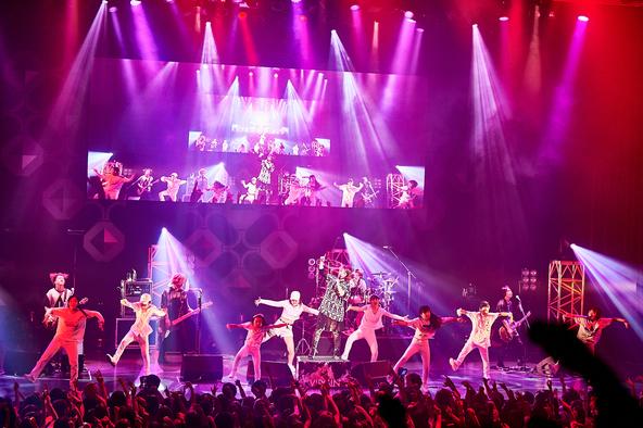 5月5日@東京 EX THEATER ROPPONGI (okmusic UP's)