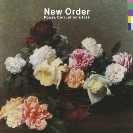 New Order『Power Corruption & Lies』のジャケット写真 (okmusic UP\'s)