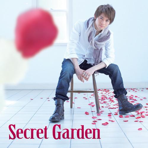 喜多修平「Secret Garden」ジャケット画像 (c)ListenJapan
