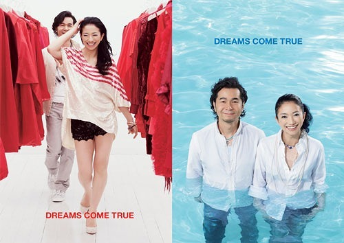 DREAMS COME TRUEが2週連続でリリースするシングル【赤ドリ】と【青ドリ】 (c)Listen Japan