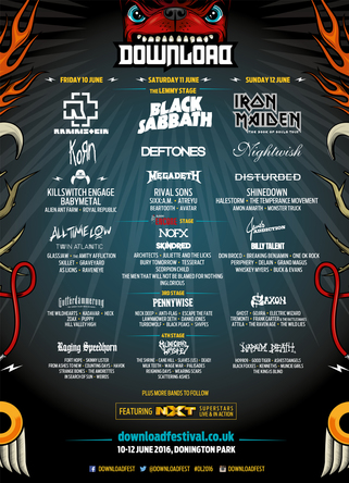 『DOWNLOAD FESTIVAL UK』 (okmusic UP\'s)