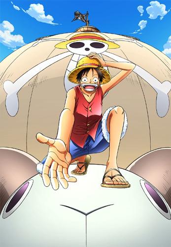 原作コミックスも記録的な売上を続けているTVアニメ「ONE PIECE」 (C)尾田栄一郎/集英社・フジテレビ・東映アニメーション