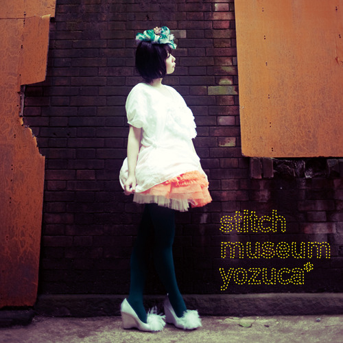 yozuca*『stitch museum』ジャケット画像 (c)ListenJapan