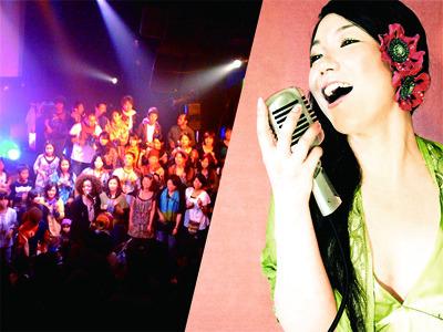 『夏びらきMUSIC FESTIVAL'10』に有坂美香 & The Sunshowers出演決定 (c)Listen Japan