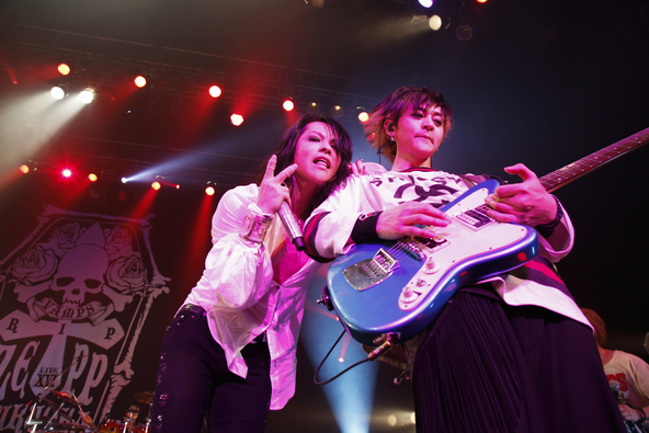 5月6日@ZEPP FUKUOKA photo by 田中和子 (okmusic UP\'s)