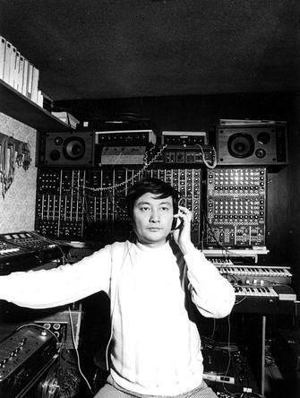 冨田勲 1975年頃 (okmusic UP's)