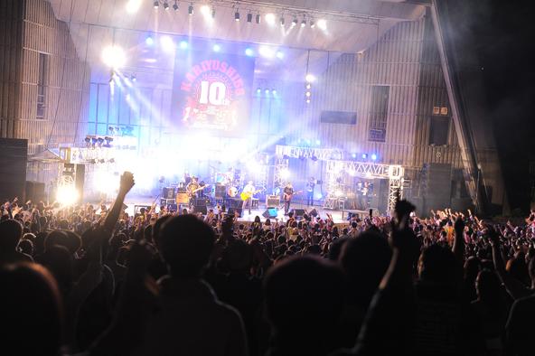 5月8日(日)@日比谷野外大音楽堂 (okmusic UP's)