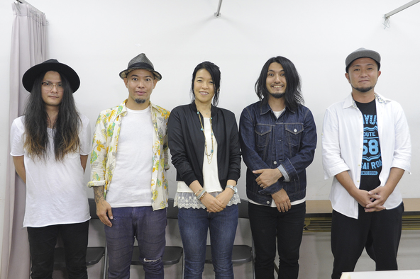 かりゆし58×有川浩 (okmusic UP's)