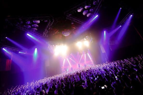 5月8日@新木場 STUDIO COAST (okmusic UP's)