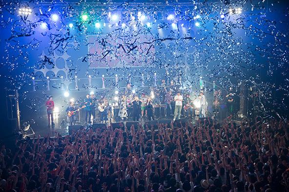 5月8日@福岡・Zepp Fukuoka (okmusic UP's)