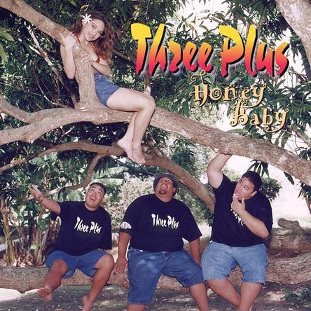 ハワイアンレゲエバンド Three Plus (okmusic UP's)