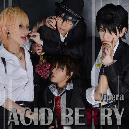 シングル「ACID BERRY」【C-type】(CD+DVD) (okmusic UP's)