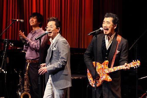水谷豊、宇崎竜童とデュエット!業界初の3Dミュージック・ビデオも必見 (c)Listen Japan