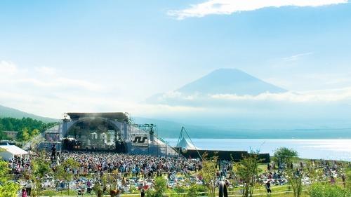 『SPACE SHOWER SWEET LOVE SHOWER 2010』が今年も山中湖で開催 (c)Listen Japan