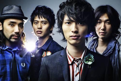 7月28日に今年最初のシングルを発売するNICO Touches the Walls (c)Listen Japan