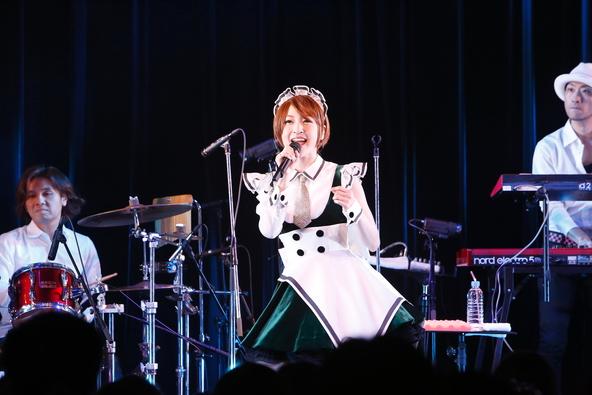 5月11日@新宿ReNY (okmusic UP's)