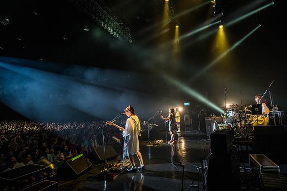 5月11日@Zepp Tokyo (okmusic UP's)