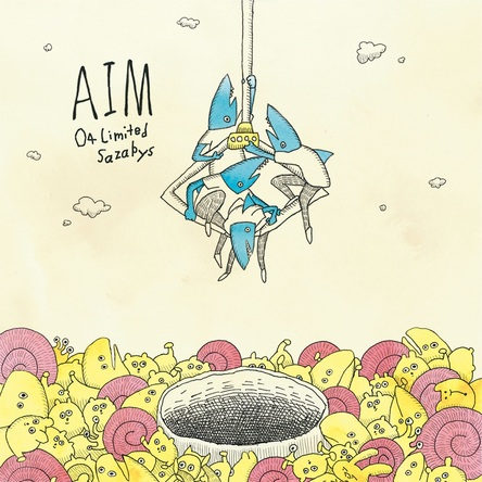 シングル「AIM」【通常盤】(CD) (okmusic UP's)