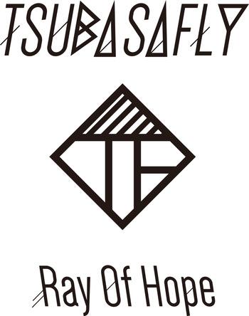 つばさFly ロゴ (okmusic UP's)
